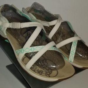 Merrell Ivory Sandals Sz 10